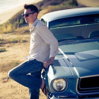 Cody's Ford Mustang