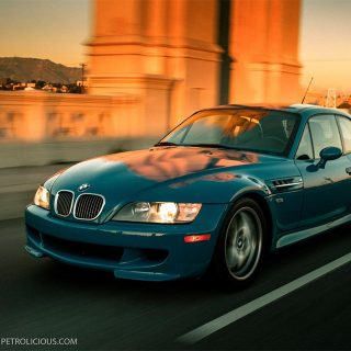 Saam and the BMW M Coupe