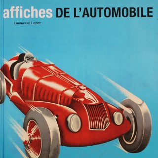 Book Review: Affiches de l'automobile