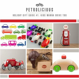 Holiday Gift Guide #1: Kids Wanna Drive Too