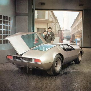 The De Tomaso Mangusta, An Alternative Vision