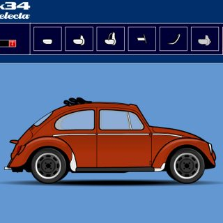 Design Your Own Beetle, Bus, Porsche, Or Type 3