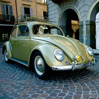 The Volkswagen Beetle Visualized