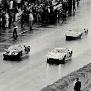 Ford's Quest to Beat Ferrari with the GT40
