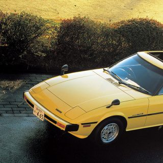 The RX-7's Rotary Buzz Still Echoes