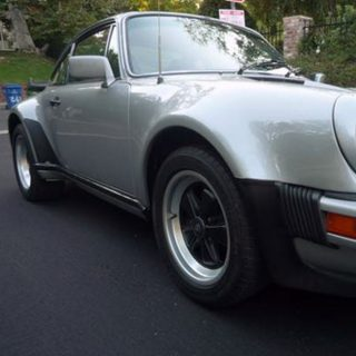 Test Your Skill With a Low-Mileage 911 Turbo