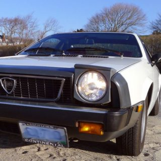 Drive Differently In a Beautiful 1976 Lancia Scorpion