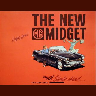 I Ruined My Friend's Life with an MG Midget