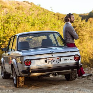 I Drove a BMW 2002 and Found God