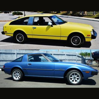 Which Hue for You? Sky-Blue Mazda or Lemon-Yellow Toyota?