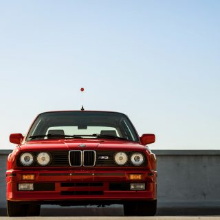 The E30 M3 Carried the Torch of 1980s Driving Bliss