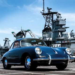 Meet the Million-Mile Porsche 356 Daily Driver