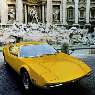 Pantera Remains King of Italo-American Exotic Sports Cars