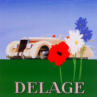 Art Deco French Exotica Ads Make Bold Statements