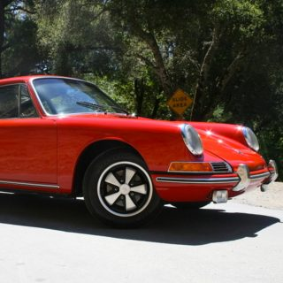 Snag An Almost-911 Experience with a 912