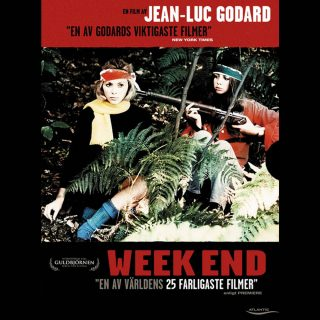 Drivers' Cinema: Weekend (1967)