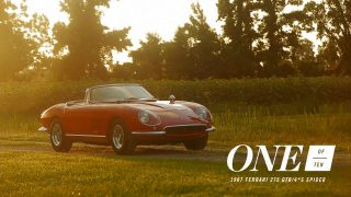 This Ferrari 275 GTB/4*S Spider Is One of Ten
