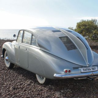 The Tatra T87 Was a Ground-Moving Zeppelin