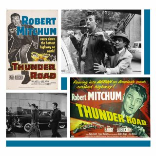 Drivers' Cinema: Thunder Road (1958)