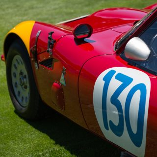 The Quail at Monterey Shows Motorsport Knows No Age