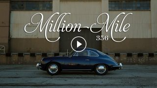 The Million-Mile Porsche 356