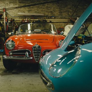 Rare Classics Are Regulars at Garage in White Plains, NY