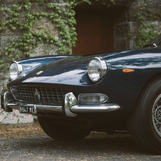 A Ferrari 330 GT 2+2 Purchased Under an Olive Tree in Sicily