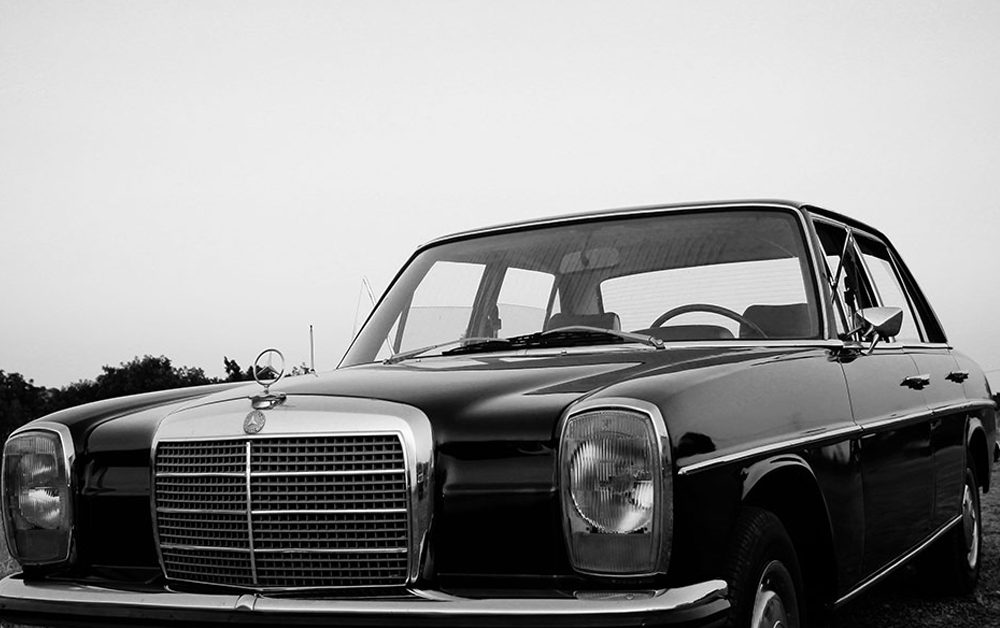 1969 mercedes benz 220d w115 petrolicious for Mercedes benz w115 for sale