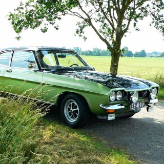Ford Capri with Euro-Only V6 Makes Us Long for Summer