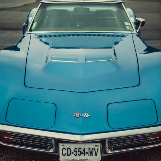 A '71 Corvette Stingray LS6 in France Is an Unexpected Surprise