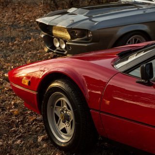Owner's Automotive Dreams Inspired by Film & Television