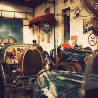 French Bugatti Workshop Has Seen Three Generations of Owners
