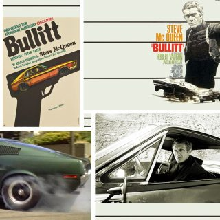 Drivers' Cinema: Bullitt (1968)