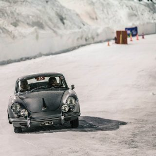 Snowy Italian Winter Marathon Makes for Great Rallying