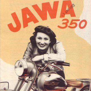JAWA Motorcycles Emerged from Behind the Iron Curtain