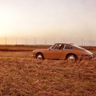 Original, Unrestored '68 Porsche 911 Just Wants to Run