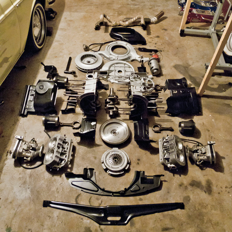 Vw 1600 New Engine: This VW Type 3 Is A Car You Didn't Know You Wanted