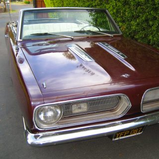 Plymouth Barracuda is an Affordable Classic