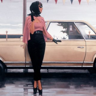 The Art of Women, Romance, and Cars