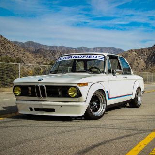 Buy this BMW 2002 and Become the Coolest Babysitter