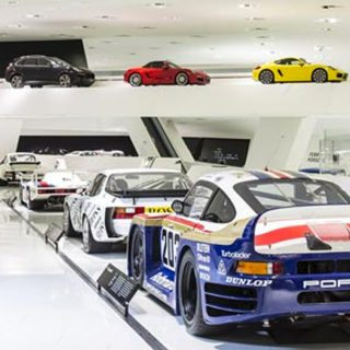 New 24 Hours of Le Mans Exhibit at Porsche Museum Is a Must-See