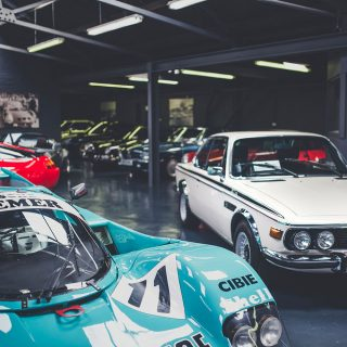 This Garage Aids Londoners Who Seek the Beauty of Classic Cars