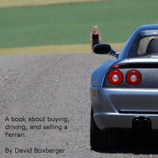 Book Review: One Year with a Ferrari