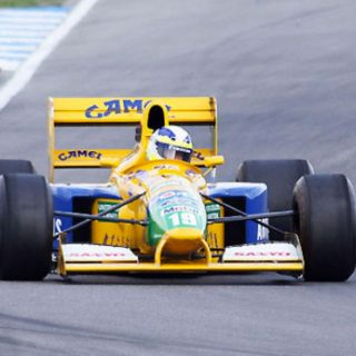You Can Buy Michael Schumacher's Car, But You Won't Be As Quick