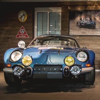 A Cross-Border Love Affair with the Alpine A110