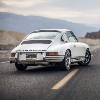 This Is the Car that Inspired the Porsche R-Gruppe