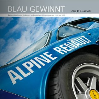 Epic Book Chronicles Alpine's Racing History in Germany