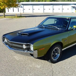 Fully Restored AMC AMX in Desirable Color