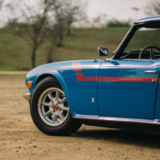 Why the Triumph TR6 Is Collectable