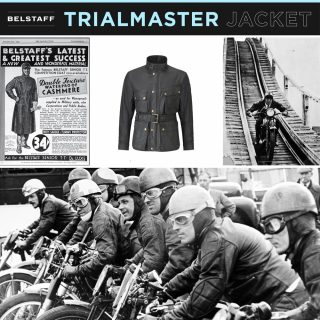 The Belstaff Trialmaster is a Fashion Icon